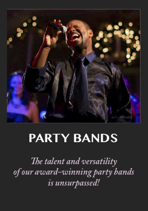 Ariel Music's Party Bands