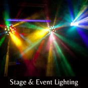 Stage and Event Lighting