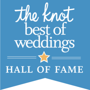 Best of Weddings Hall of Fame Award