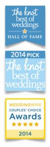 Ariel wins The Knot and WeddingWire's top awards year after year
