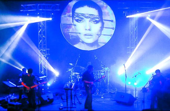 Concert Face