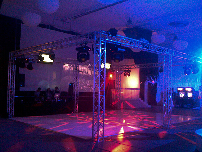DanceFloorTruss