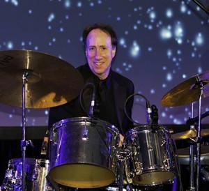 Terry is Ariel's drummer.